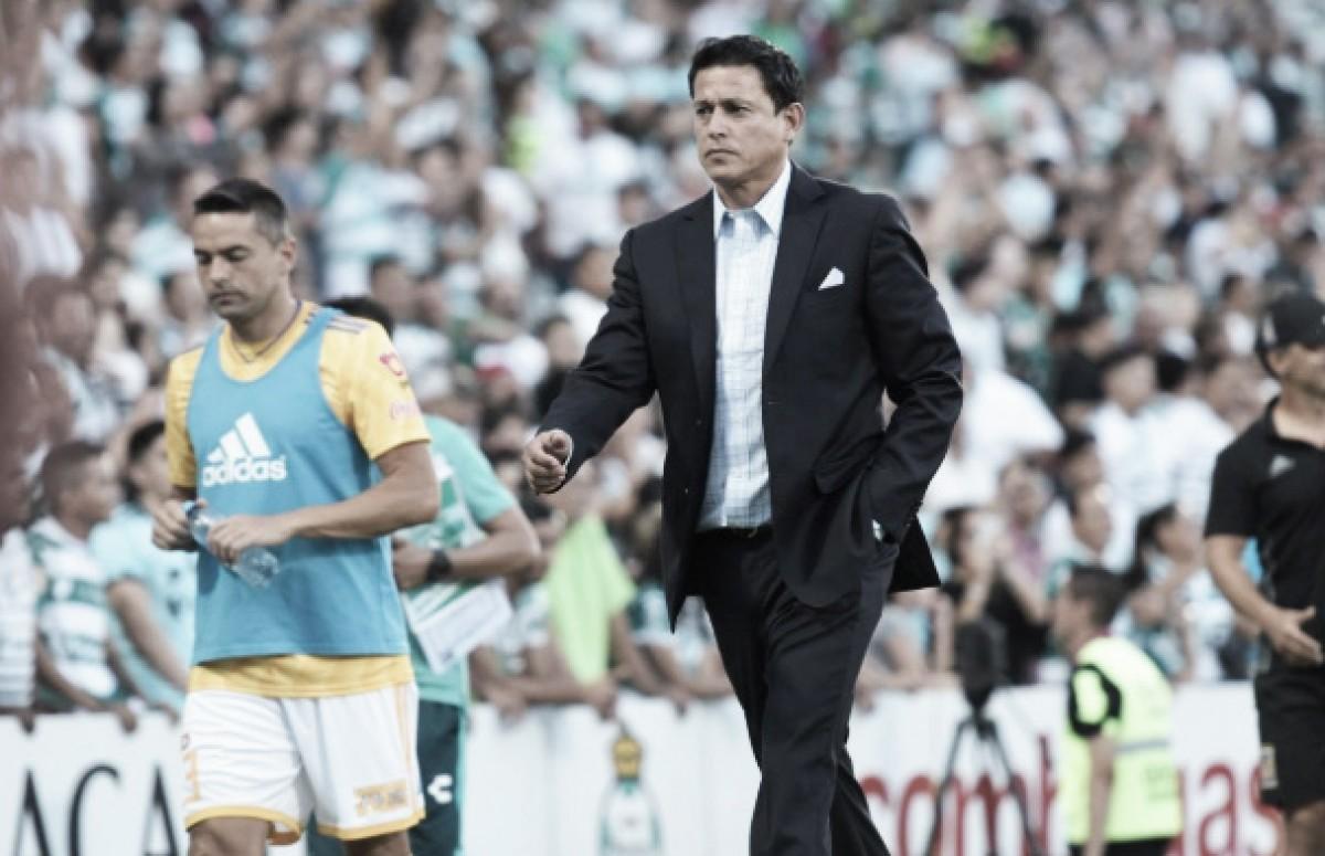 "Salvador Reyes: ""La confianza sigue intacta"""