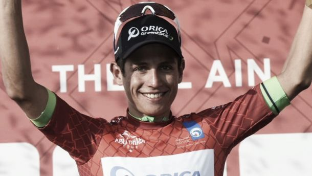 Abu Dhabi Tour, tappa e maglia per Esteban Chaves