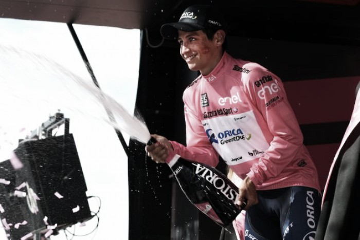 Chaves loses the Giro D'Italia on the penultimate stage as Nibali produces incredible turnaround
