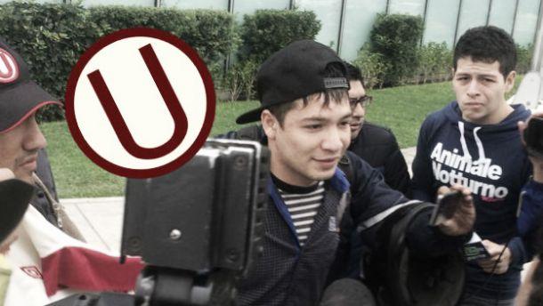 Paraguayo Fulvio Chávez llegó a Lima para incorporarse a Universitario