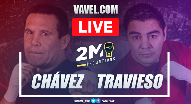 Julio César Chávez vs Jorge Travieso Arce: Live Stream Online Fight Updates and How to Watch 2020 Box
