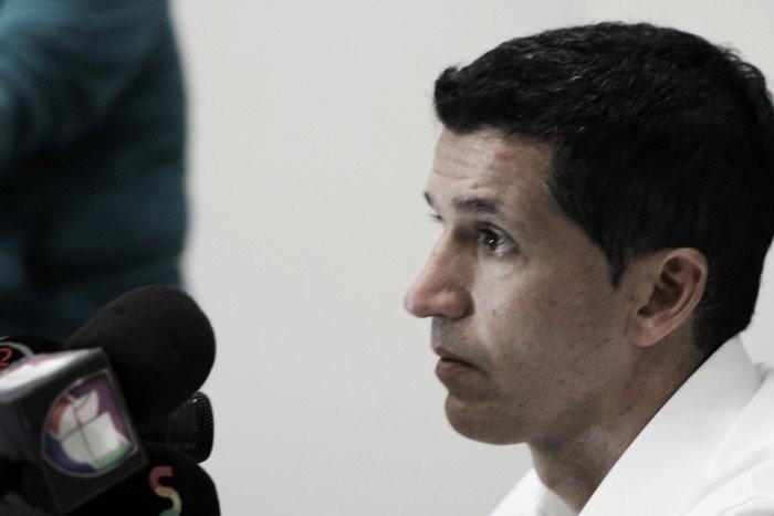 """Gustavo Díaz: """"No te puedes confiar contra Pumas"""""""