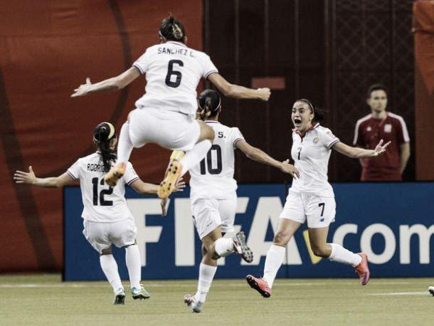 2015 FIFA Women's World Cup Preview: Costa Rica v Brazil