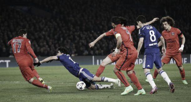 El Chelsea de Cuadrado quedó eliminado en la Champions League