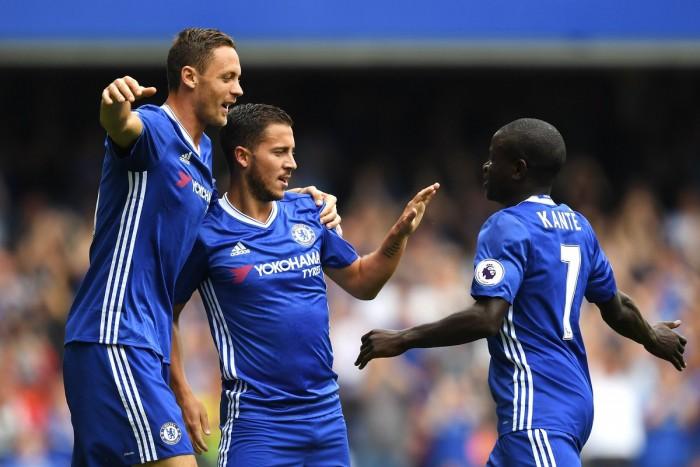 Hazard-show, il Chelsea surclassa il Burnley (3-0)