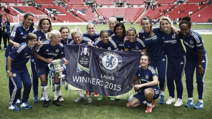 FA Women's Cup Sixth Round - Round up: Clean sweep for the home teams