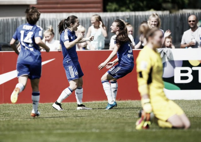 WSL 1 Week Four Round-up: Chelsea keep touch with Man City