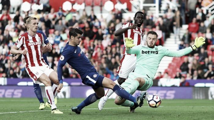 Previa Chelsea - Stoke City: mantener la supremacía