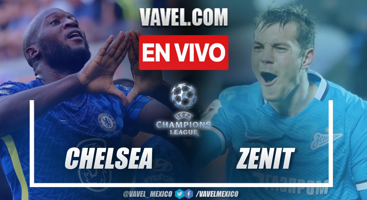 Resumen y gol: Chelsea 1-0 Zenit en la fecha 1 por Champions League 2021-22