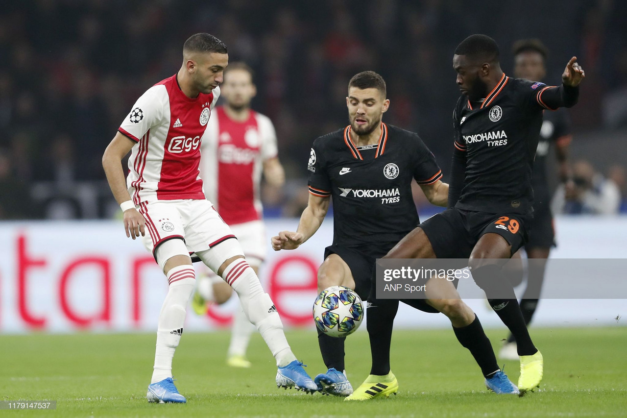 Chelsea vs Ajax Preview: Both teams looking to move closer to qualification from Group H