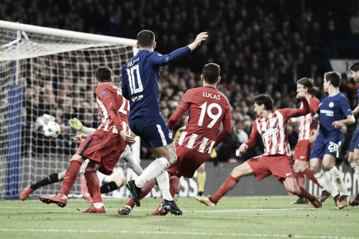 Champions League - Un solido Chelsea elimina l'Atletico: 1-1 a Stamford Bridge