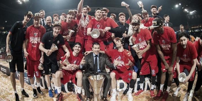 Volver a ser: ¡CSKA Moscú Campeón de la Euroliga!