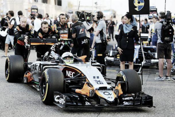 Objetivo conseguido; 'Checo' Pérez suma puntos en Bahréin