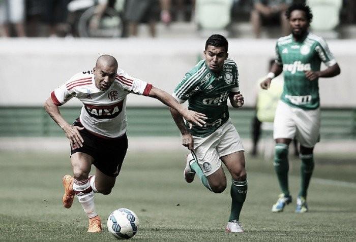 Palmeiras aposta no retrospecto positivo contra o Flamengo