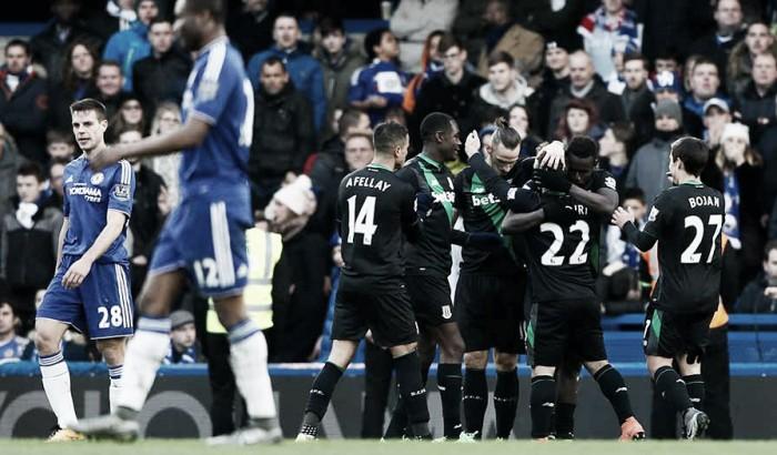 Los Potters sacan un punto valioso en Stamford Bridge