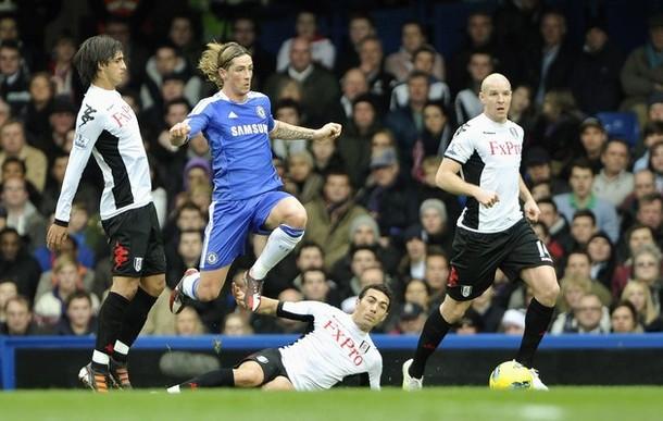 Fulham s'en est remis