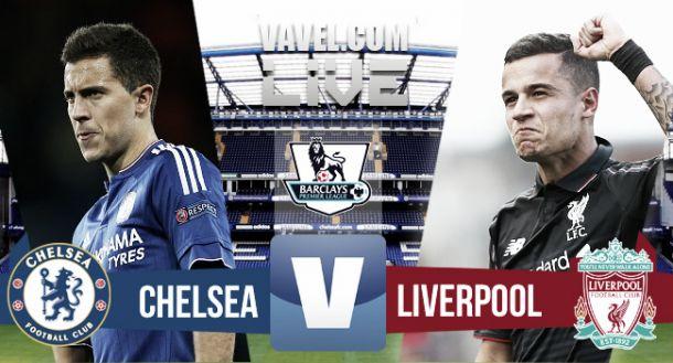 Risultato Chelsea - Liverpool di Premier League 2015/16 (1-3): affonda Mou, vola Klopp