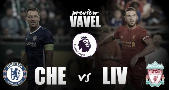 Chelsea vs Liverpool Preview: Conte and Klopp go head-to-head in mouthwatering Friday night clash