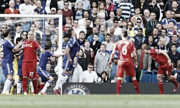 Choques de titãs: Chelsea e Liverpool empatam, Marselha dá a volta ao Mónaco