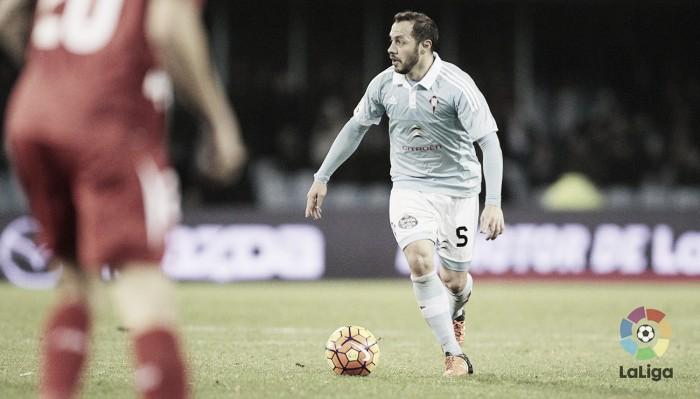 Marcelo Díaz estará tres semanas de baja