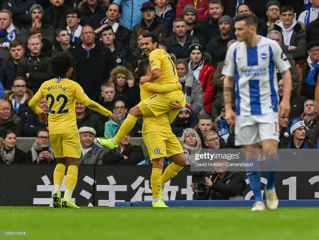 Chelsea vs Brighton & Hove Albion Preview: Blues hoping to make up ground in top four race