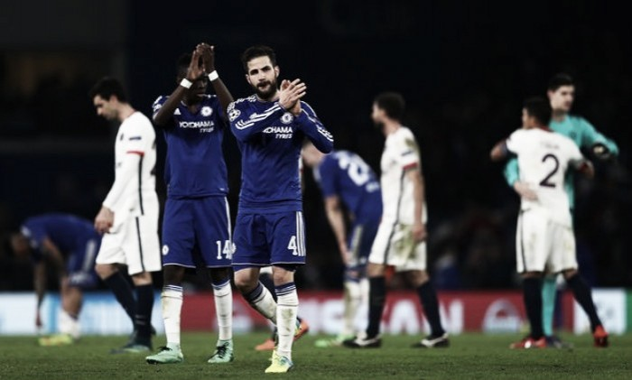 Chelsea 1-2 PSG (2-4 agg): post-match news - Chelsea crash out of Champions League to French outfit