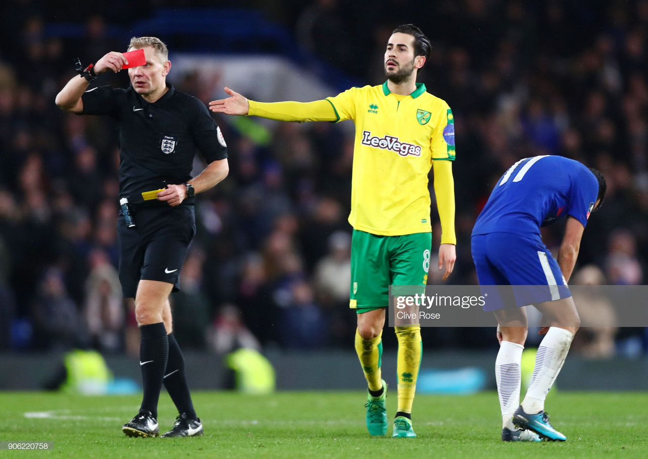 Chelsea vs Norwich: The last five meetings