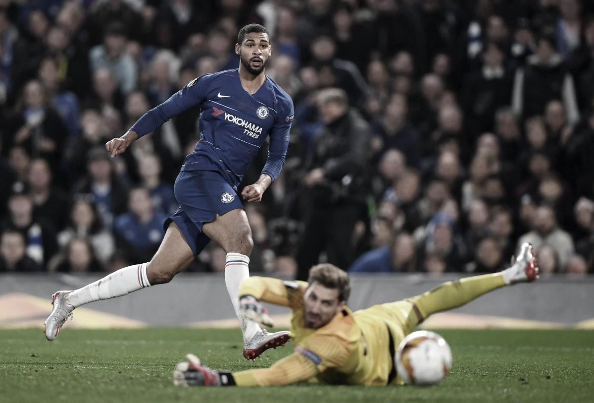 Por la vía de los penales, Chelsea elimina al Frankfurt