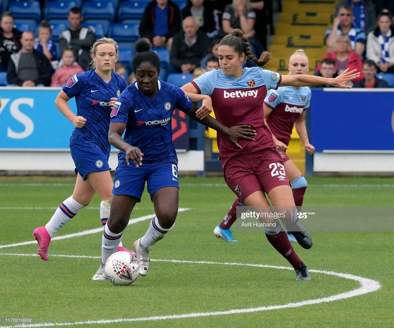 Chelsea Women 19/20 Season Review: Chelsea cruise past West Ham