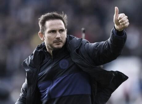 Lampard gostaria de melhor desempenho apesar de vitória do Chelsea contra lanterna