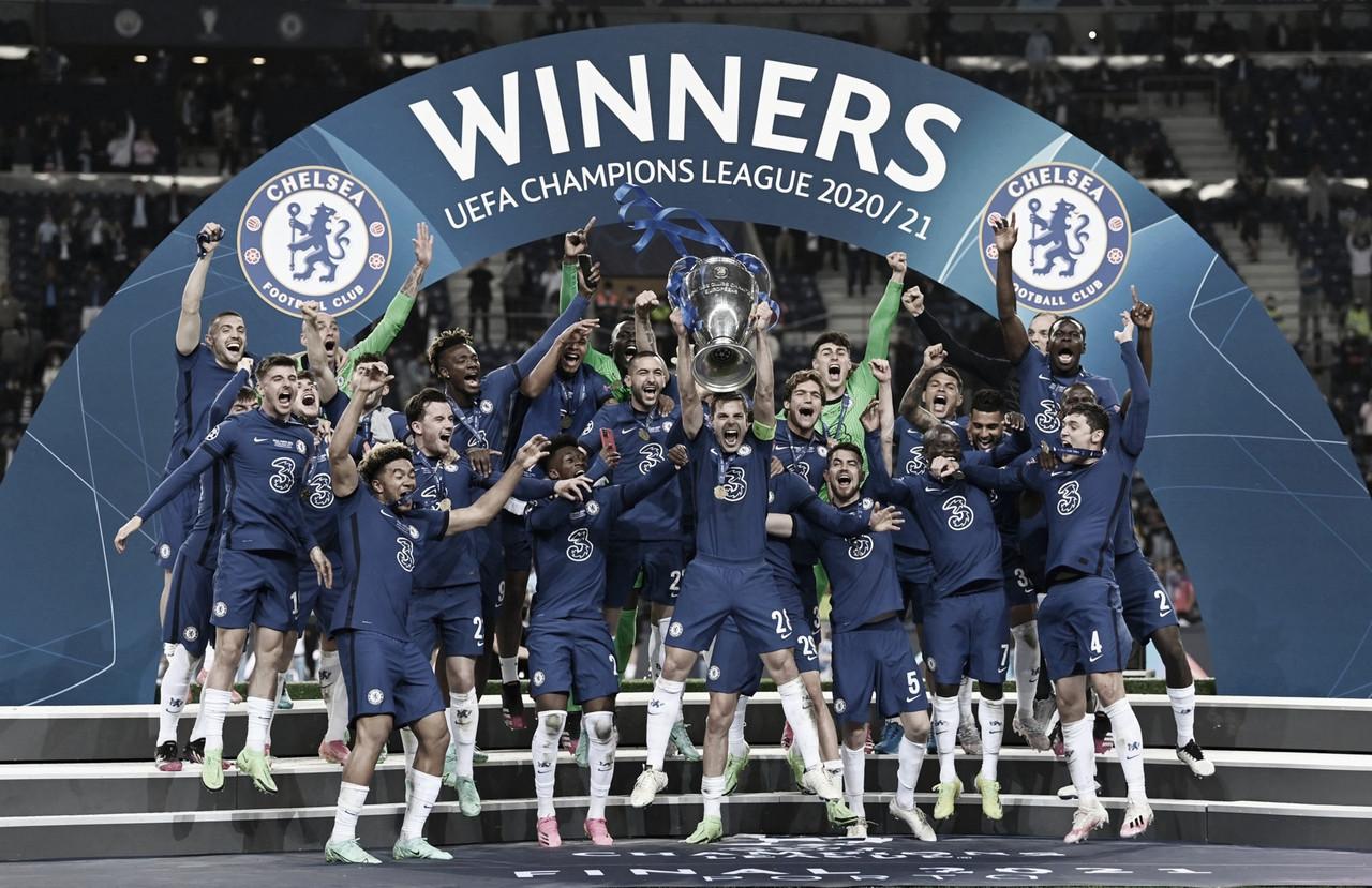 ¡El Chelsea logra una nueva Champions League!