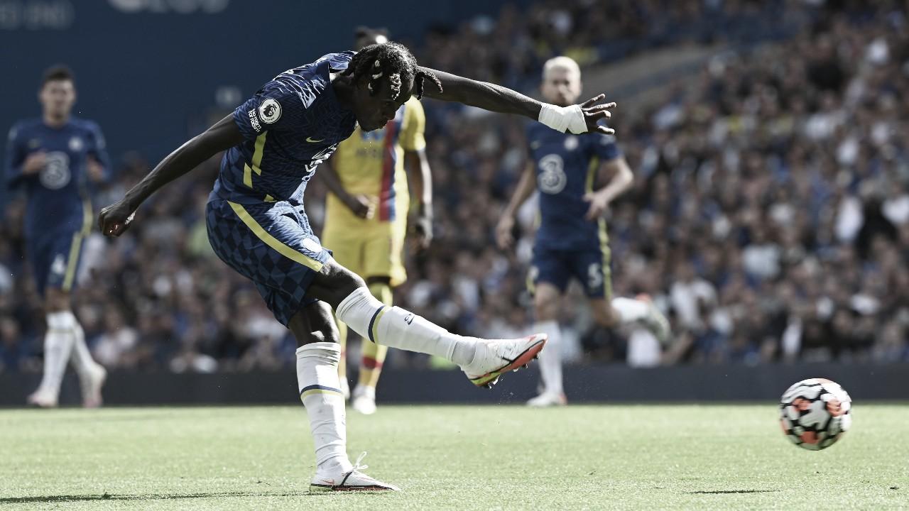 Chelsea vence Crystal Palace na estreia da Premier League