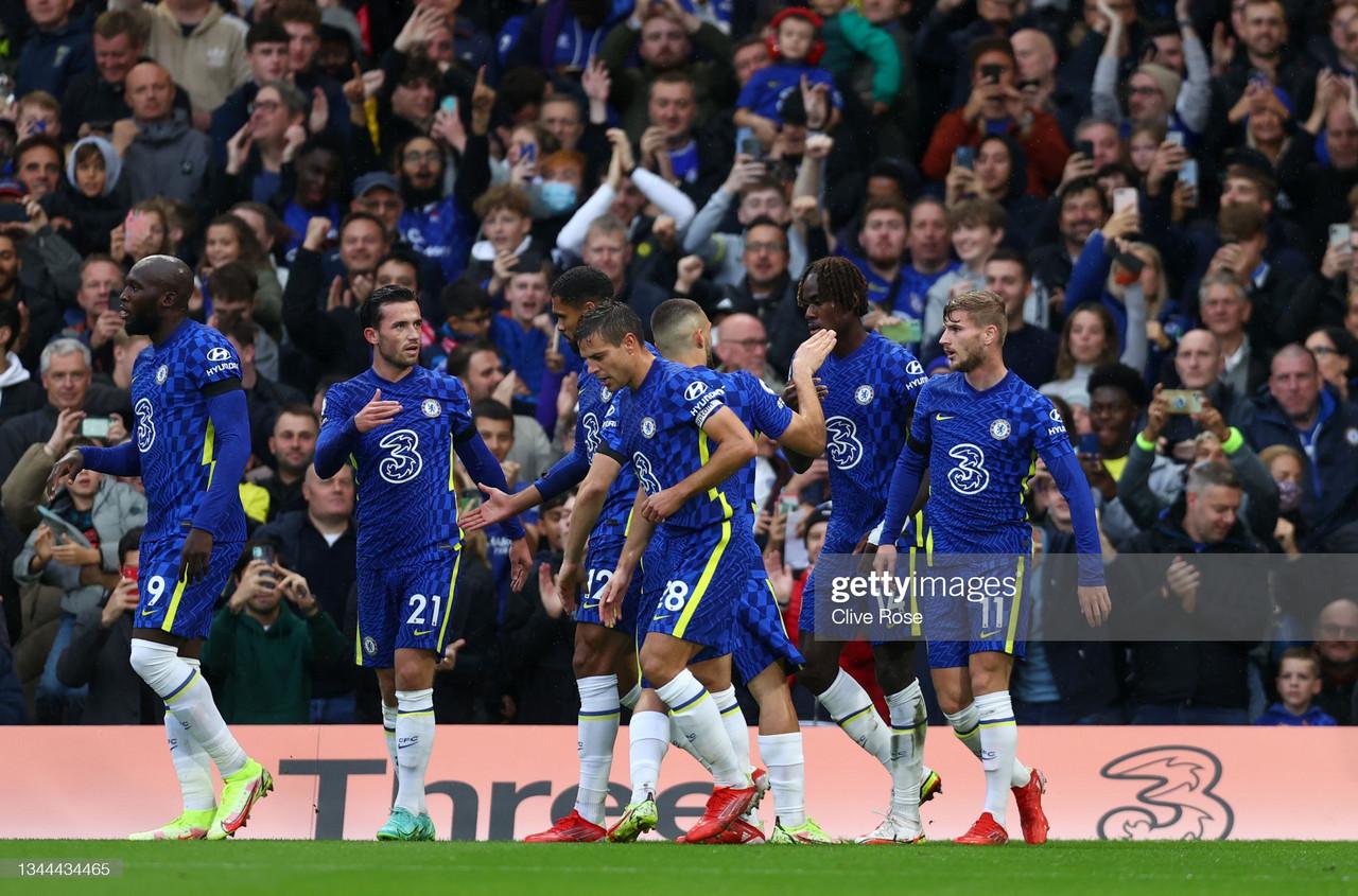 Thomas Tuchel praises Chelsea trio for taking their chance against Southampton