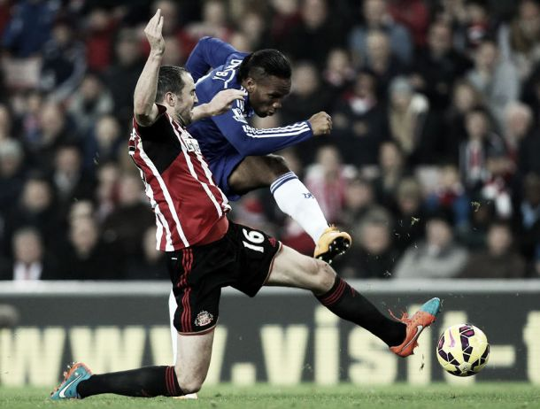 Il Sunderland frena il Chelsea, allo Stadium of Light è 0-0