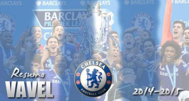 Especiais Premier League 2014/15 Chelsea: sucesso na Inglaterra, mas fracasso na Europa