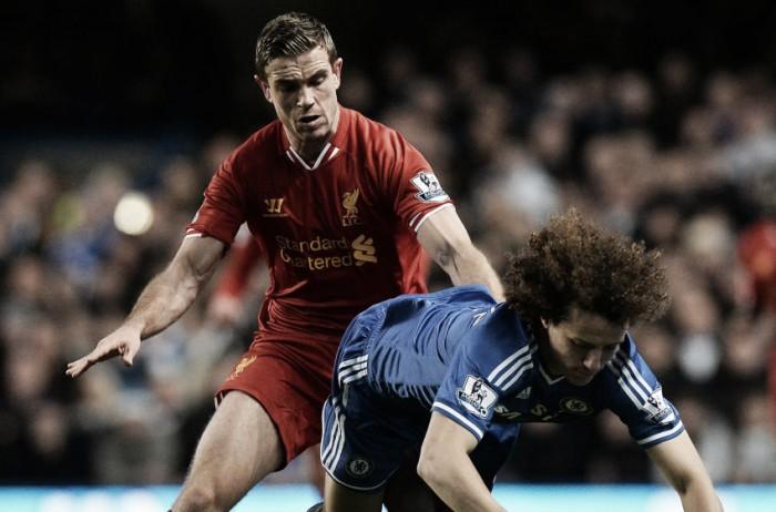 Em reestreia de David Luiz, Chelsea recebe Liverpool pela Premier League