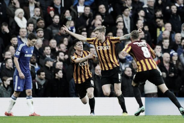 Chelsea eliminado pelo Bradford em reviravolta épica