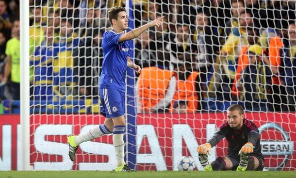 Champions, riscatto Chelsea. Quattro sberle al Maccabi
