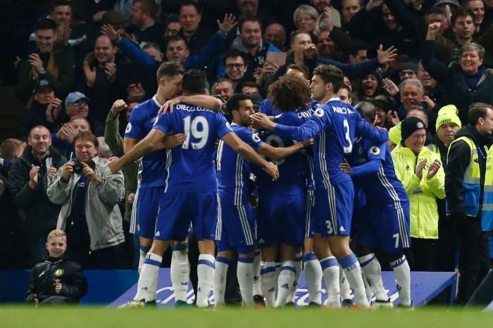 Il Chelsea si aggiudica derby e primato: Tottenham K.O. (2-1)