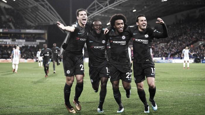 Chelsea, boccata d'ossigeno per Antonio Conte