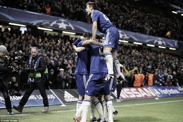 Chelsea 2-0 Porto: Blues ease into last 16 as group winners