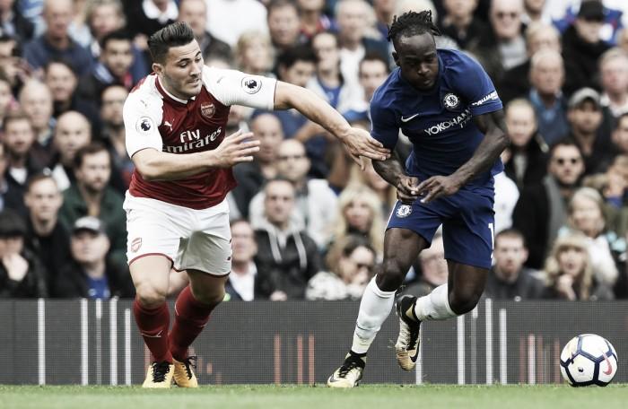 Premier League - Tanta elettricità, ma nessun gol: 0-0 tra Chelsea ed Arsenal