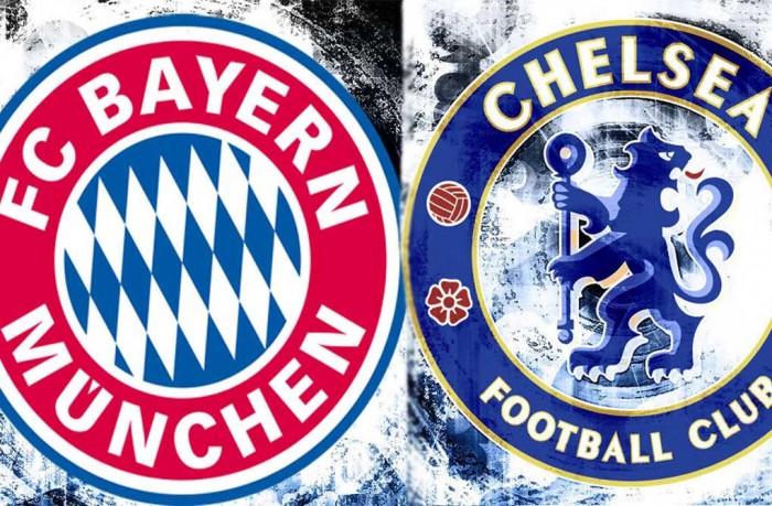 Partido Chelsea - Bayern en vivo y en direto online International Champions Cup (1-3)