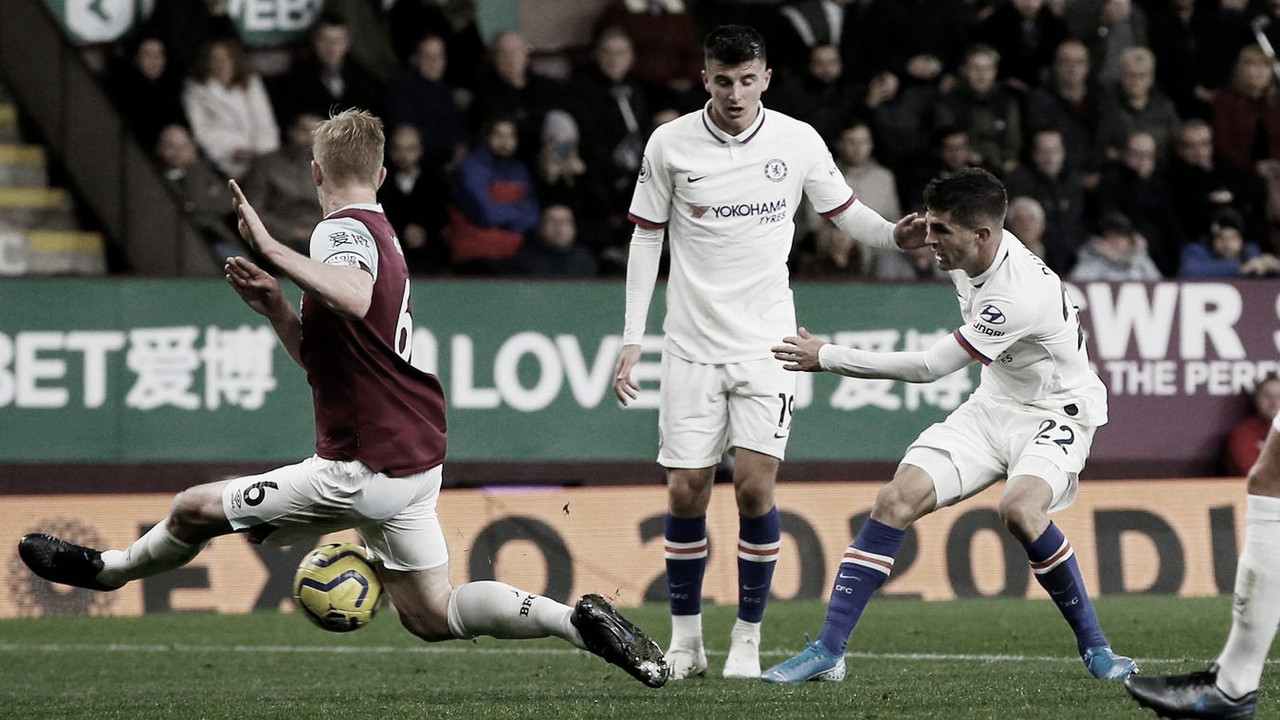 Resumen Burnley 0-3 Chelsea