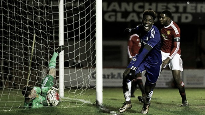 Manchester United under-18 1-5 Chelsea under-18: Reds outclassed in FA Youth Cup