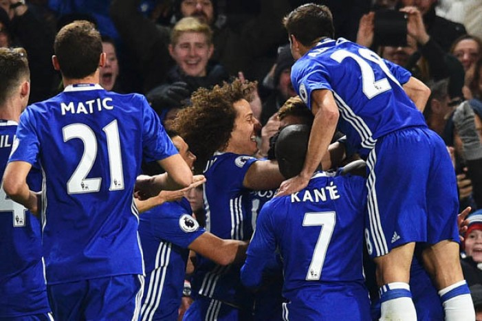 Premier League, valanga Chelsea sull'Everton: 5-0