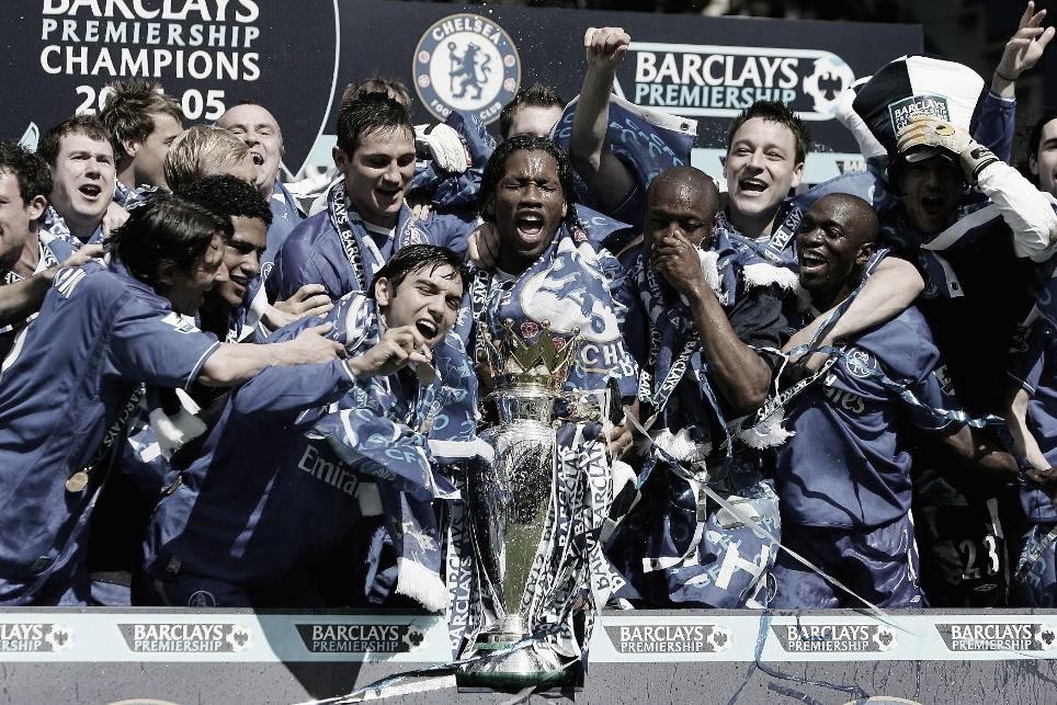 15 años del primer título de Mourinho en el Chelsea
