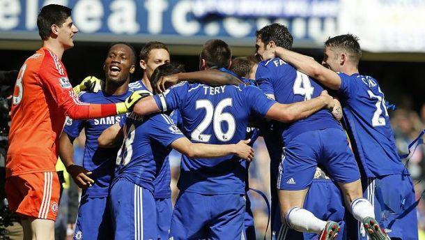Chelsea, retour sur une saison quasi-parfaite