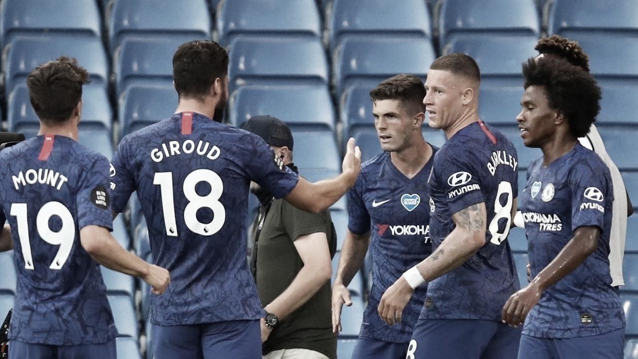 El Chelsea gana al City y el Liverpool ya es campeón de la Premier