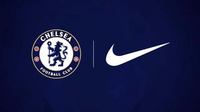 Chelsea anuncia Nike como nova fornecedora de material esportivo